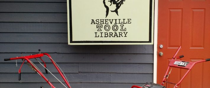 Asheville Tool Library - Tools to Borrow