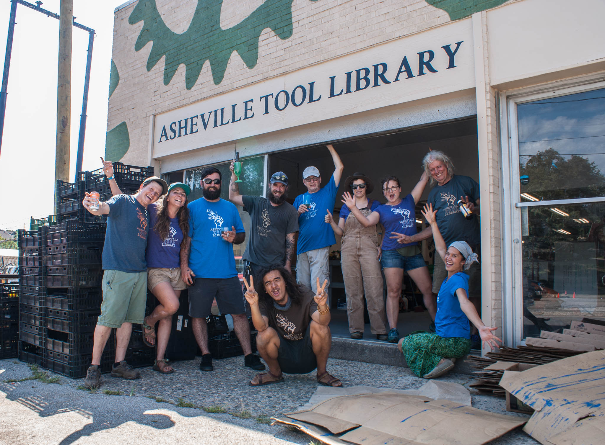 Join Asheville Tool Library